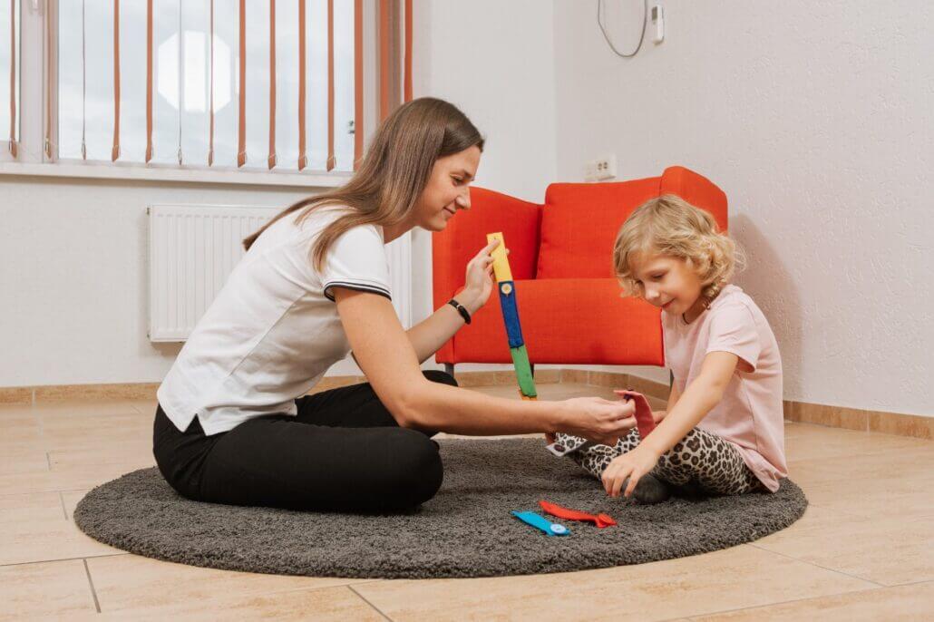 Tegevusteraapia lastele Activitas